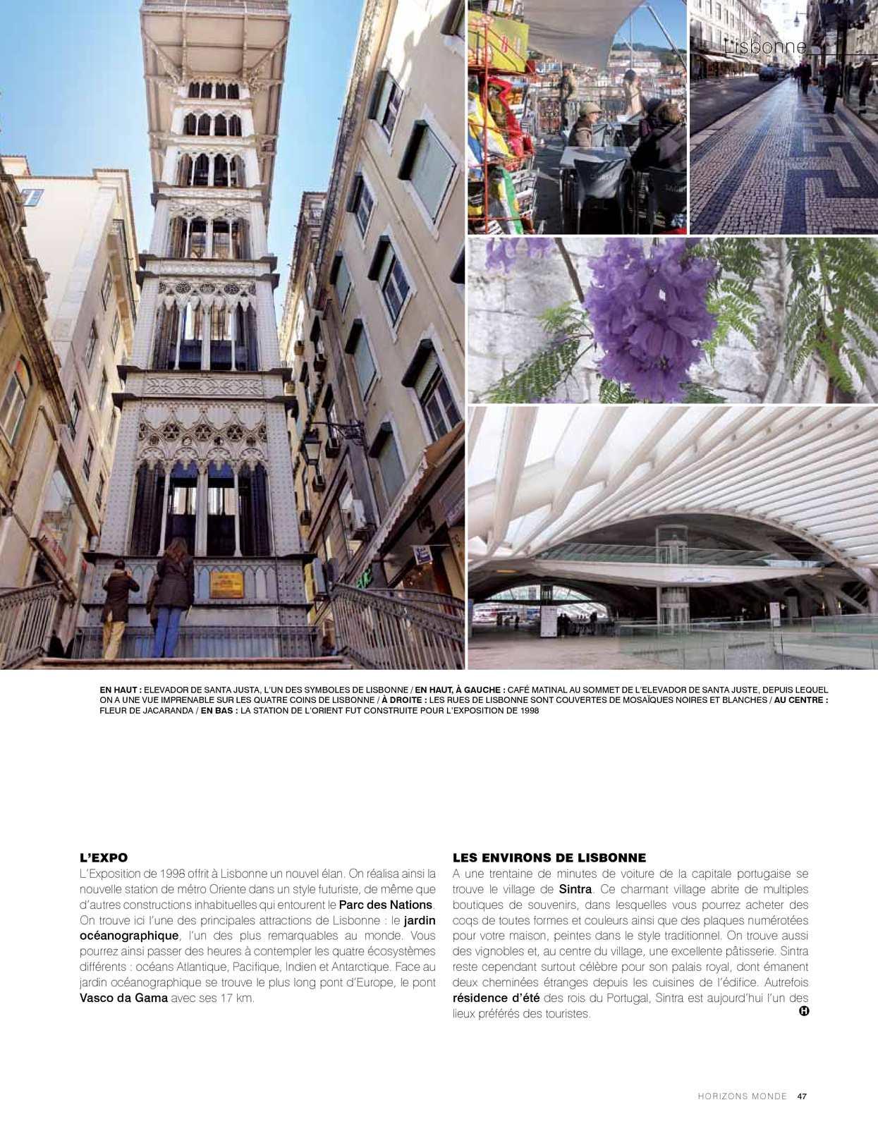 Magazine Horizons Monde N 4 Ete 2011 Calameo Downloader