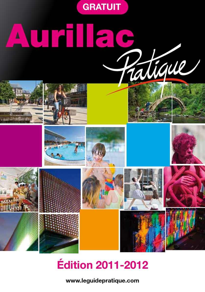 a6c8de7f3b6013 Calaméo - Guide Pratique Aurillac 2011