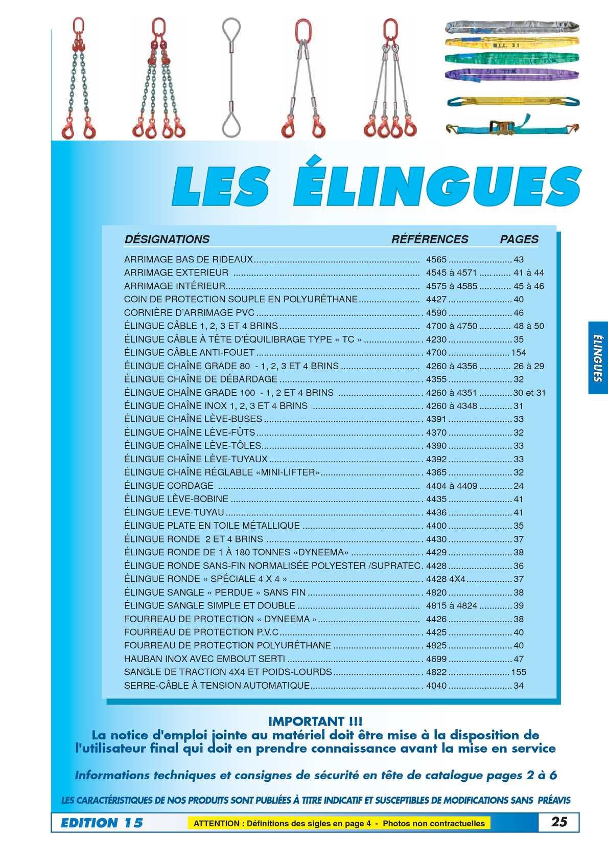 1m 50 cm  Sangle plate textile boucles cousues Couleur VERT CMU 2000kg