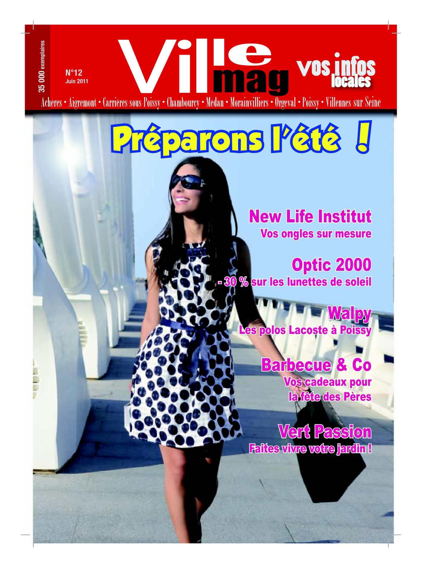0288fd1bec7 Calaméo -   12 magazine gratuit Villemag Vos Infos Locales juin 2011