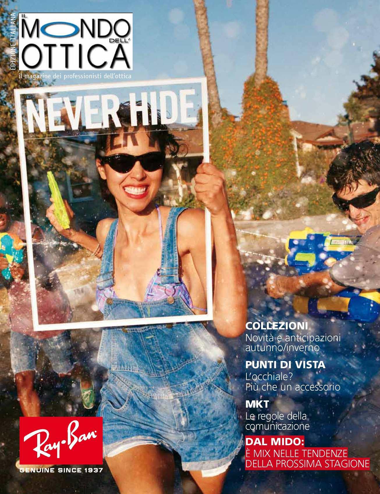 07833c707d Calaméo - Il Mondo dell'Ottica n.53 -Aprile-Maggio-Giugno 2011