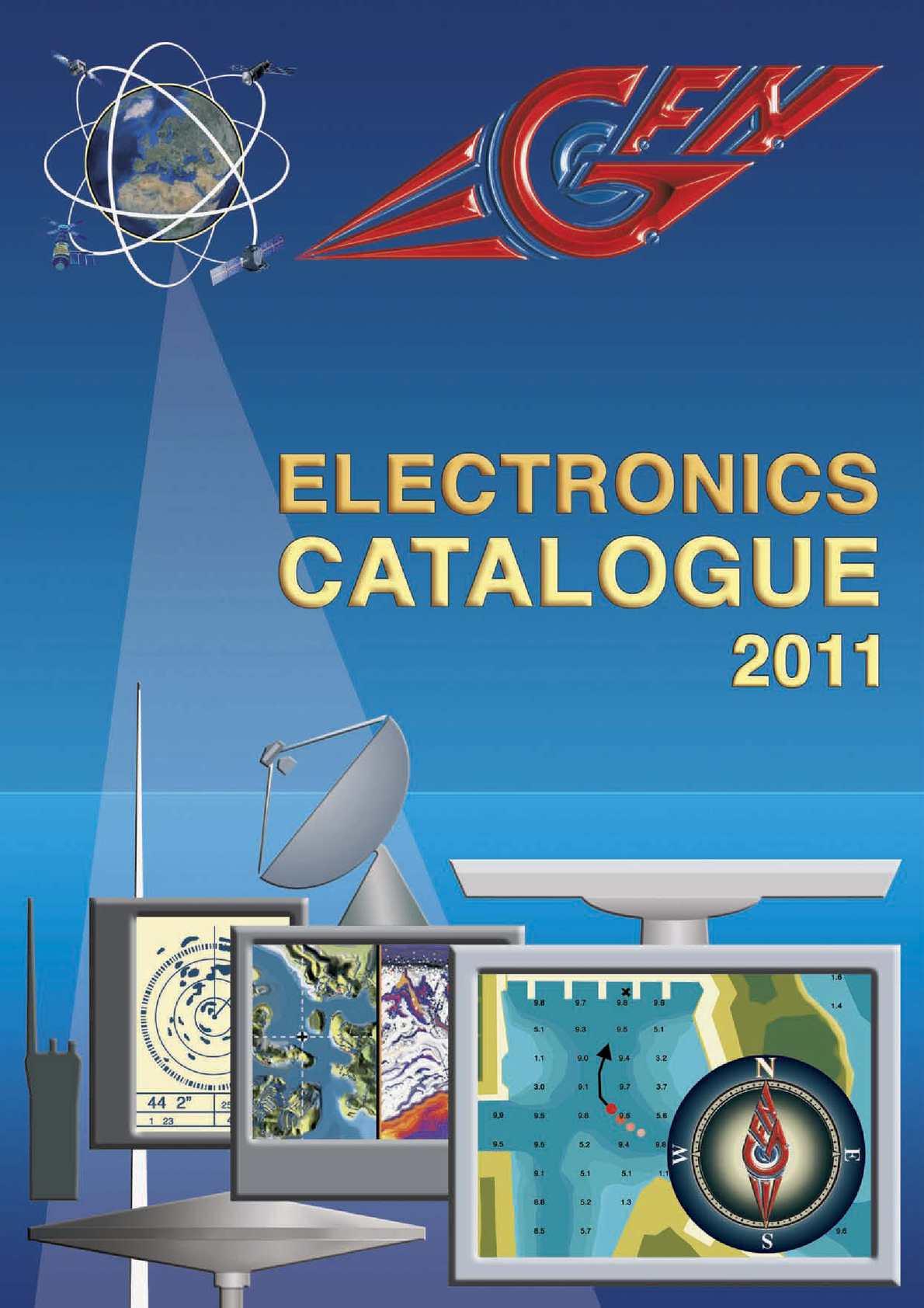 Calaméo Electronics Price List G F N 2011