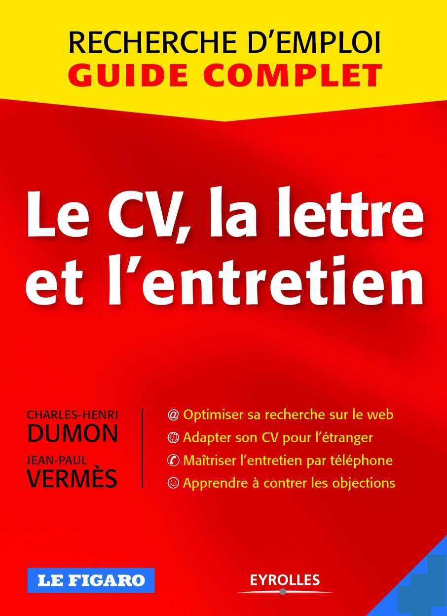 Calaméo - Le CV, la Lettre et l Entretien 7d7029b473c9