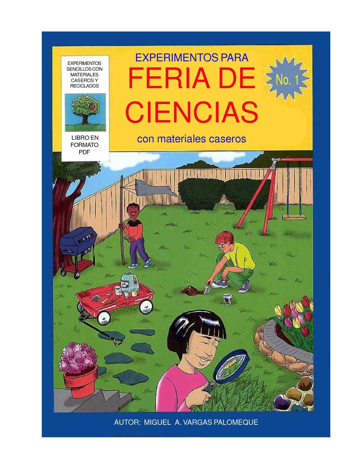consejos a un joven cientifico libro pdf