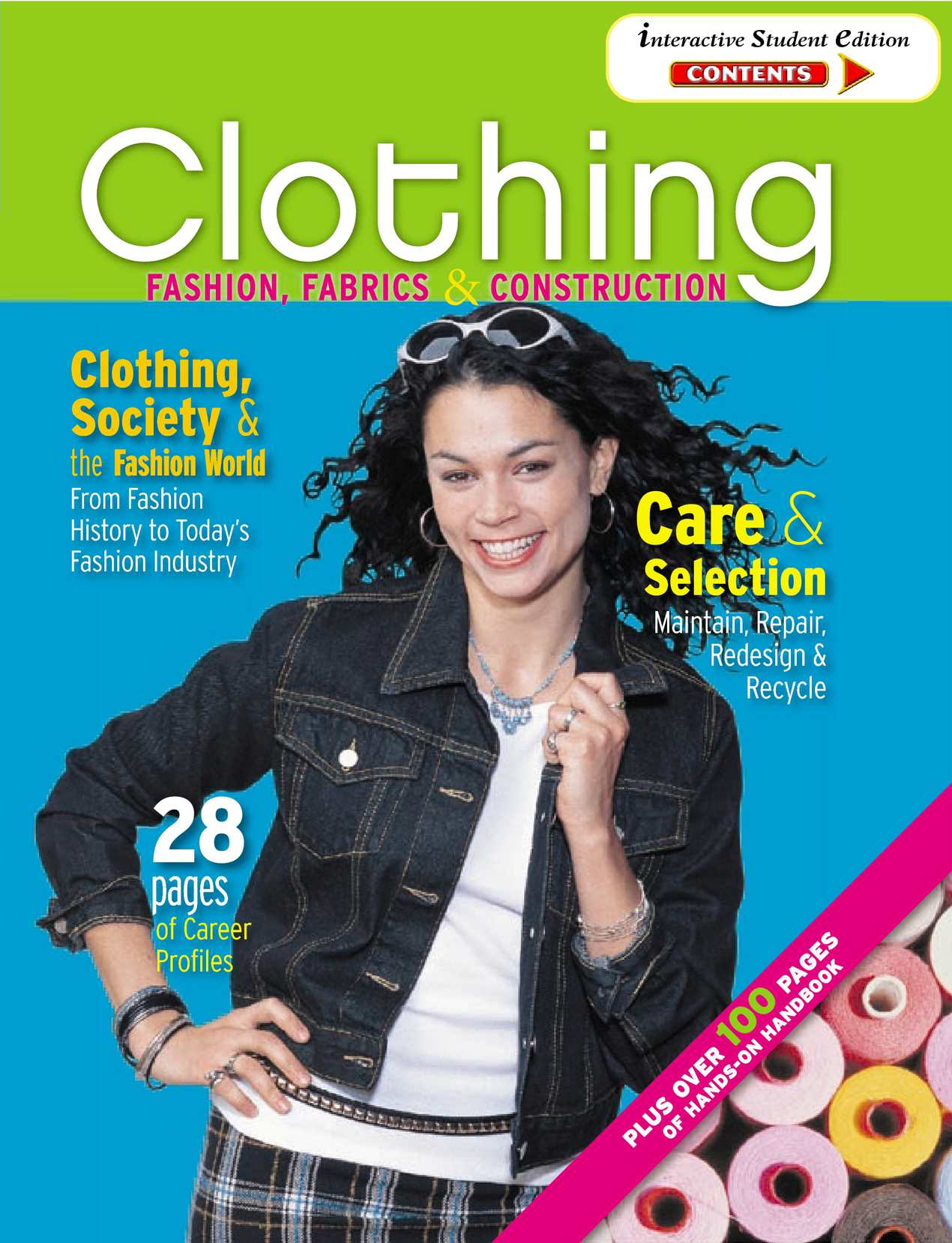 Calameo Clothing Fashion Fabrics And Construction Interactive Student Edition