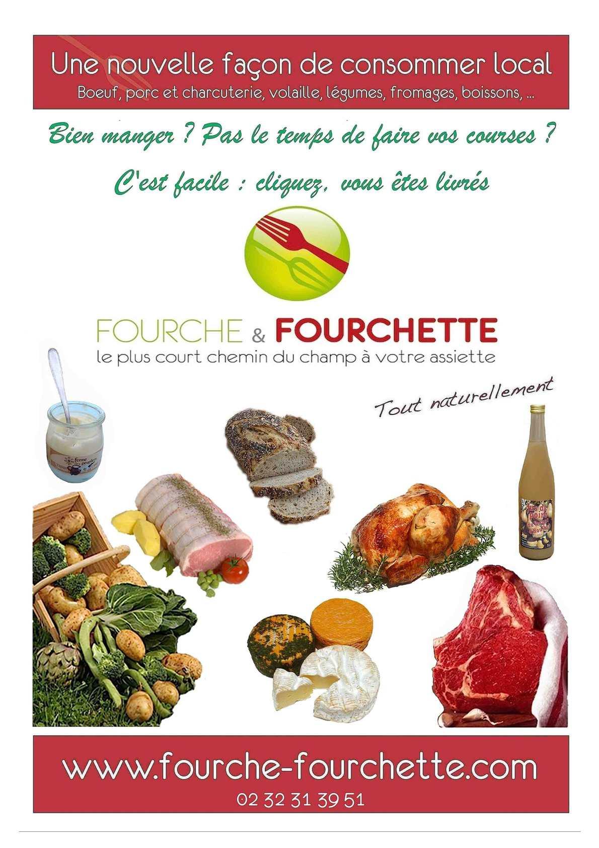 Calaméo - Fourche Fourchette - Livraison de produits frais à