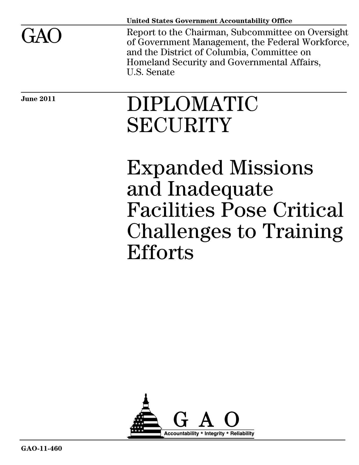 Calaméo - DIPLOMATIC SECURITY : Expanded Missions and ...