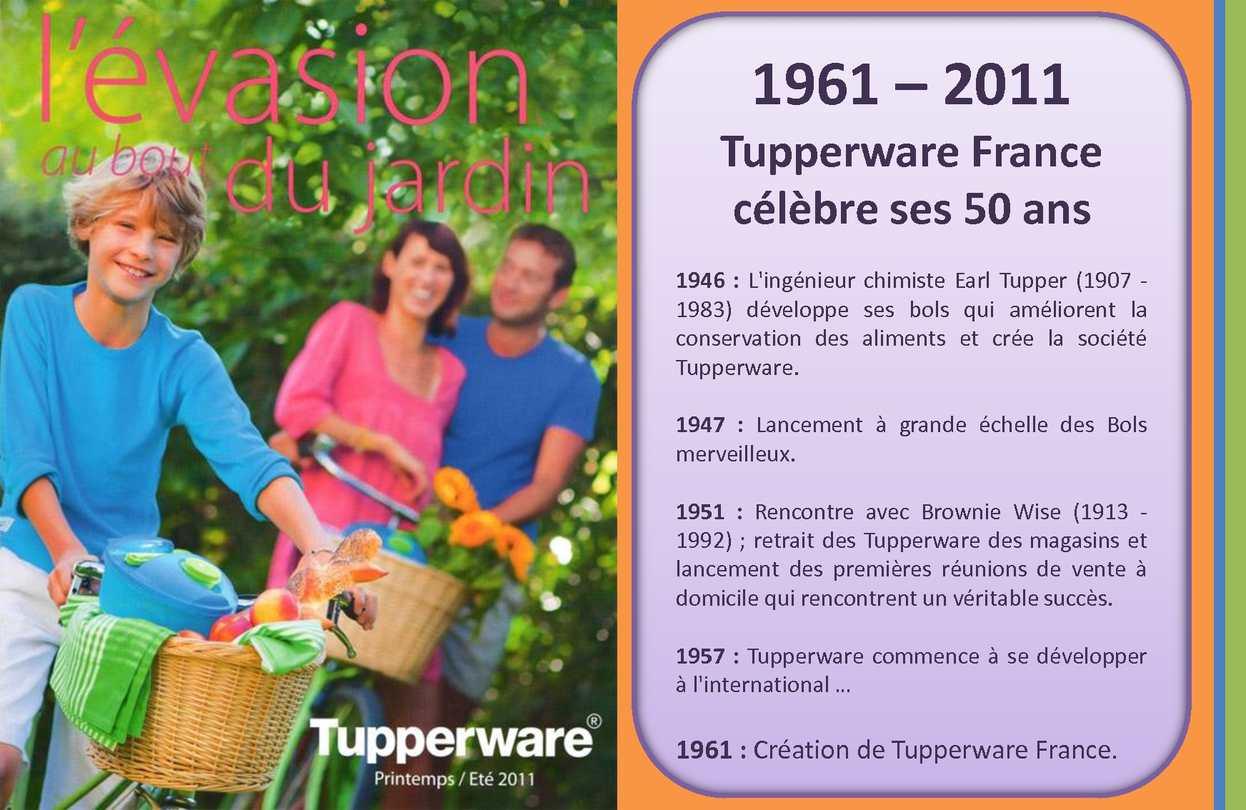 Rencontre tupperware info