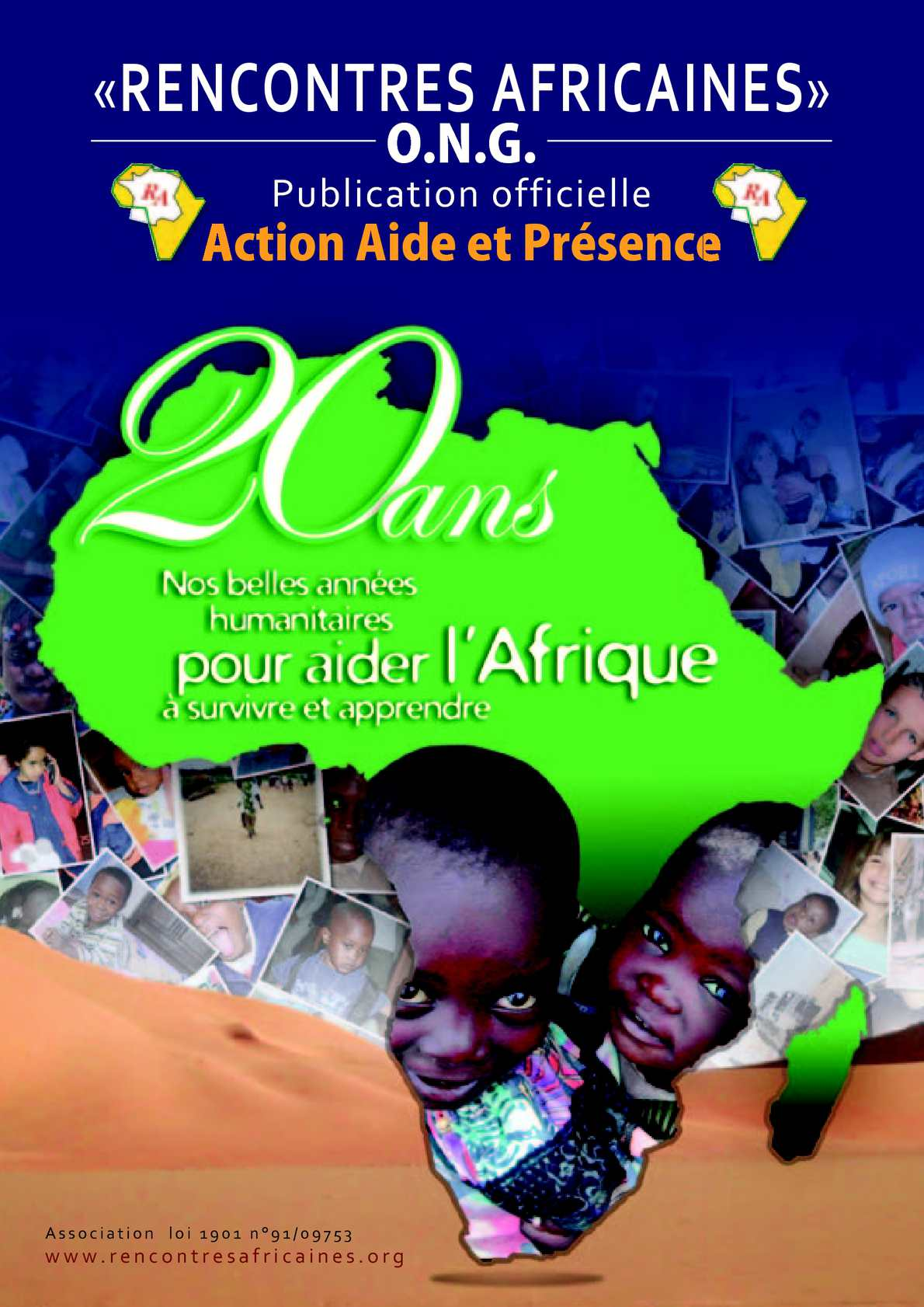 Rencontres Africaine Association – france-stage.fr
