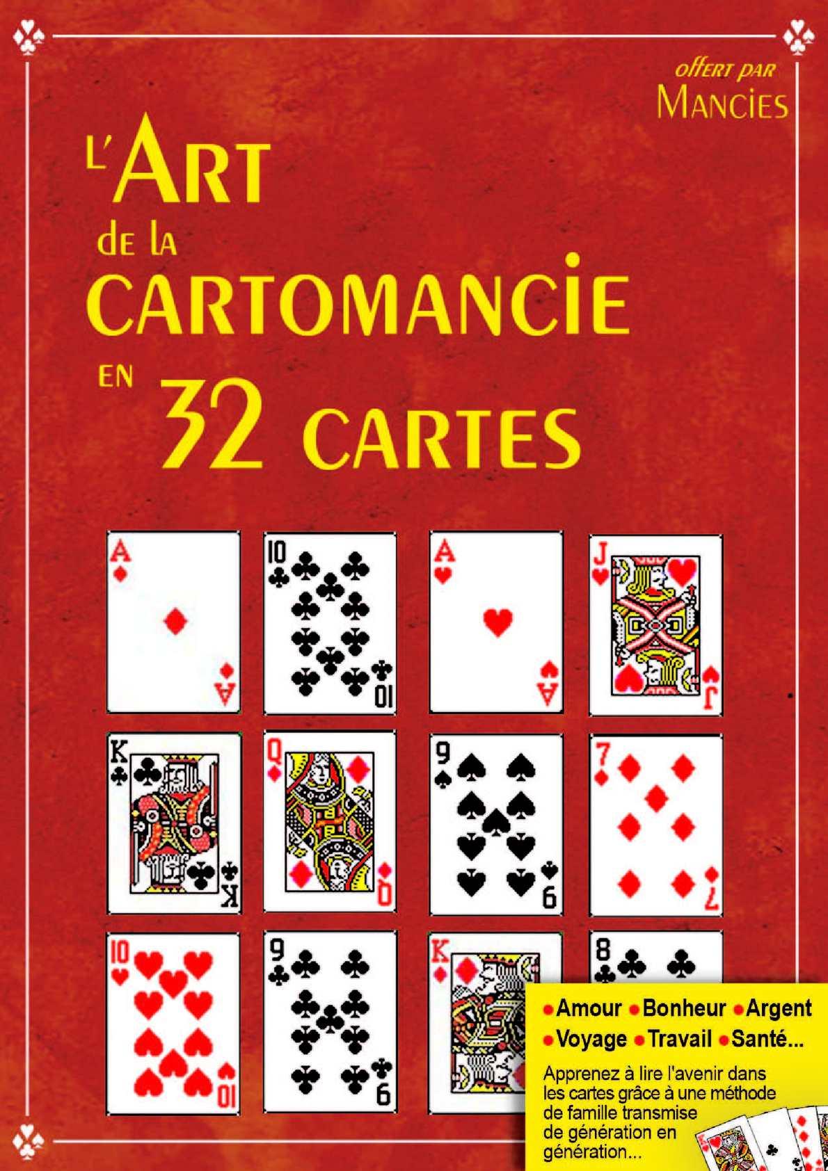 Calameo L Art De La Cartomancie En 32 Cartes