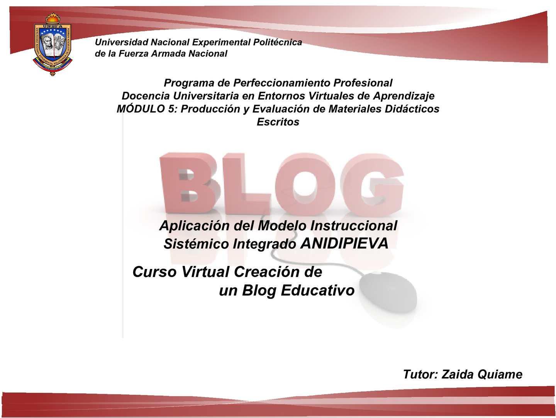 Calaméo Aplico Modelo Instruccional Sistémico Integrado