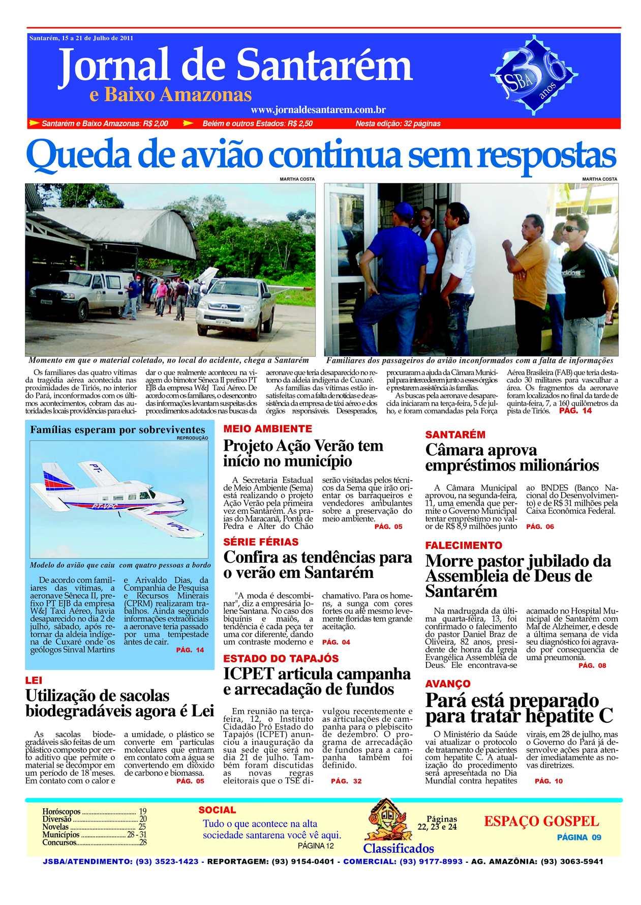 51a939db38 Calaméo - Jornal de Santarém de 15 a 21 de julho de 2011