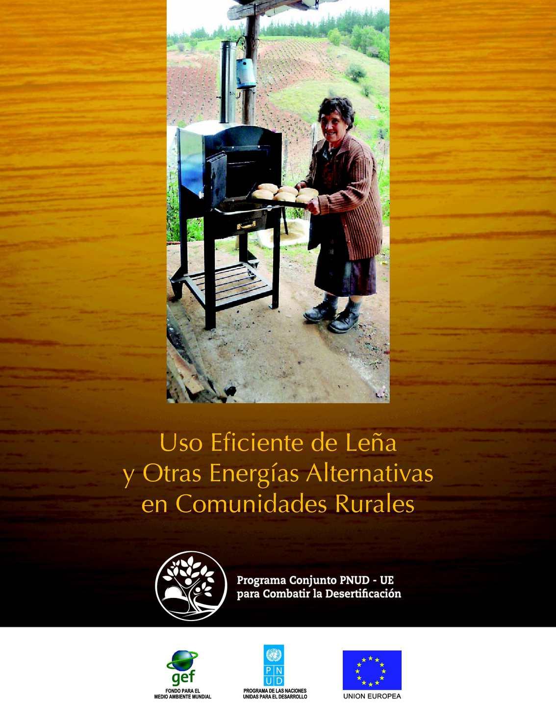 Calaméo - Utilisation efficiente du bois et d autres énergies alternatives  dans les communautés rurales 6967bcd0f6af