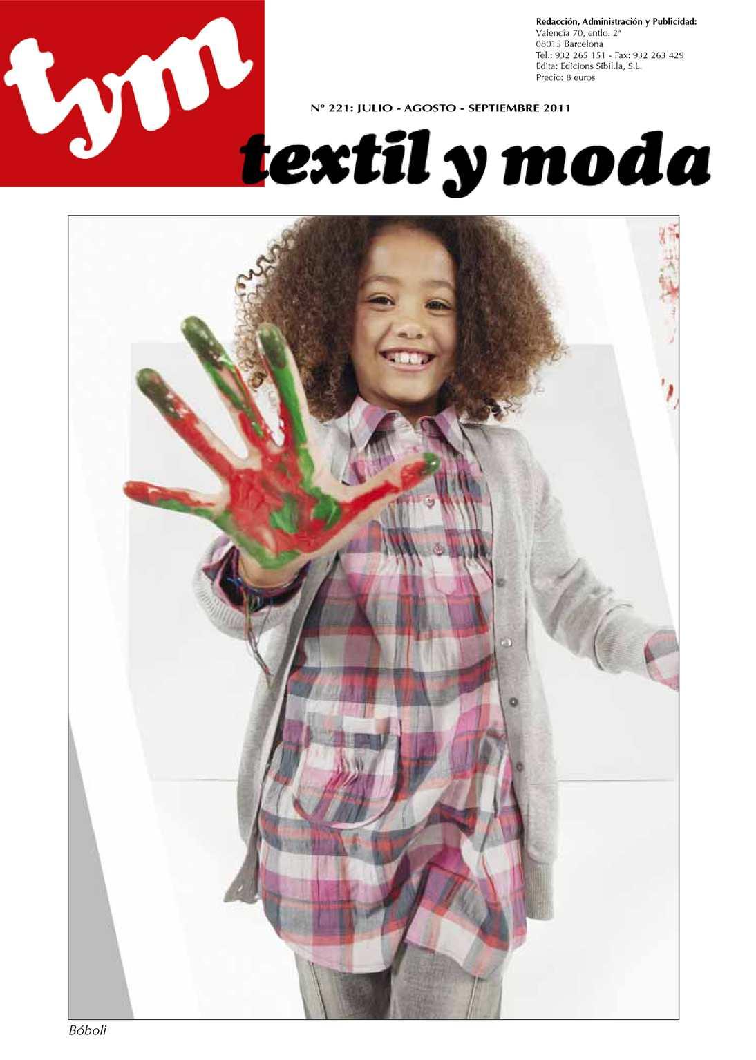 Calaméo - Textil y Moda 221 9613dfd6b1ee