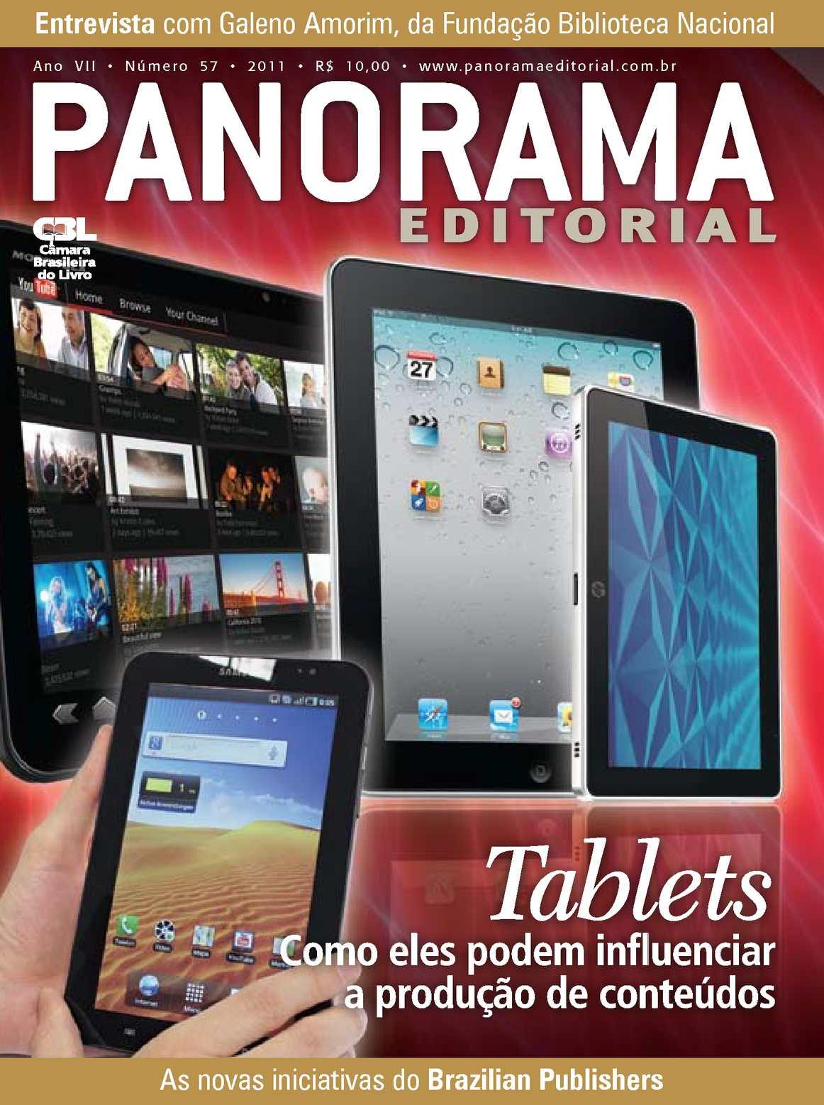 8e3de4310 Calaméo - Panorama Editorial - Edição 57