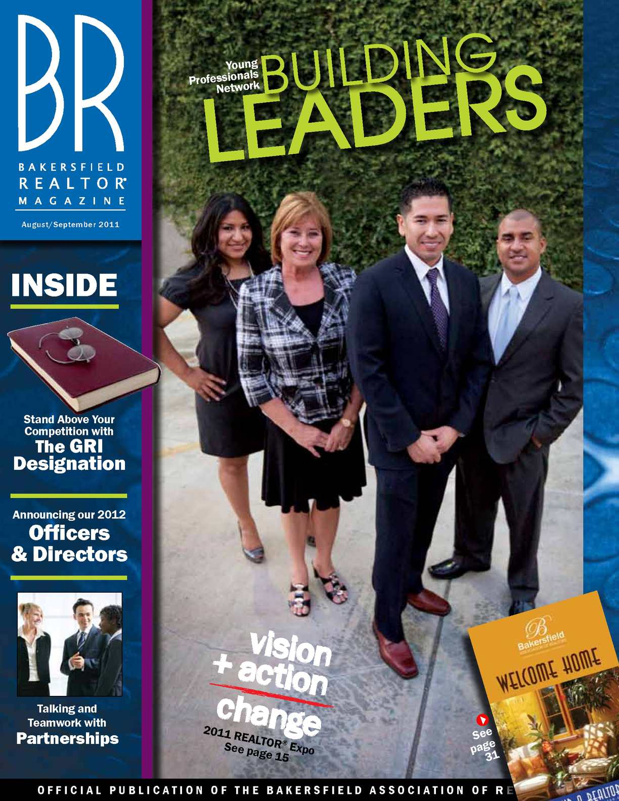 Calaméo - Bakersfield REALTOR® Magazine August/September 2011
