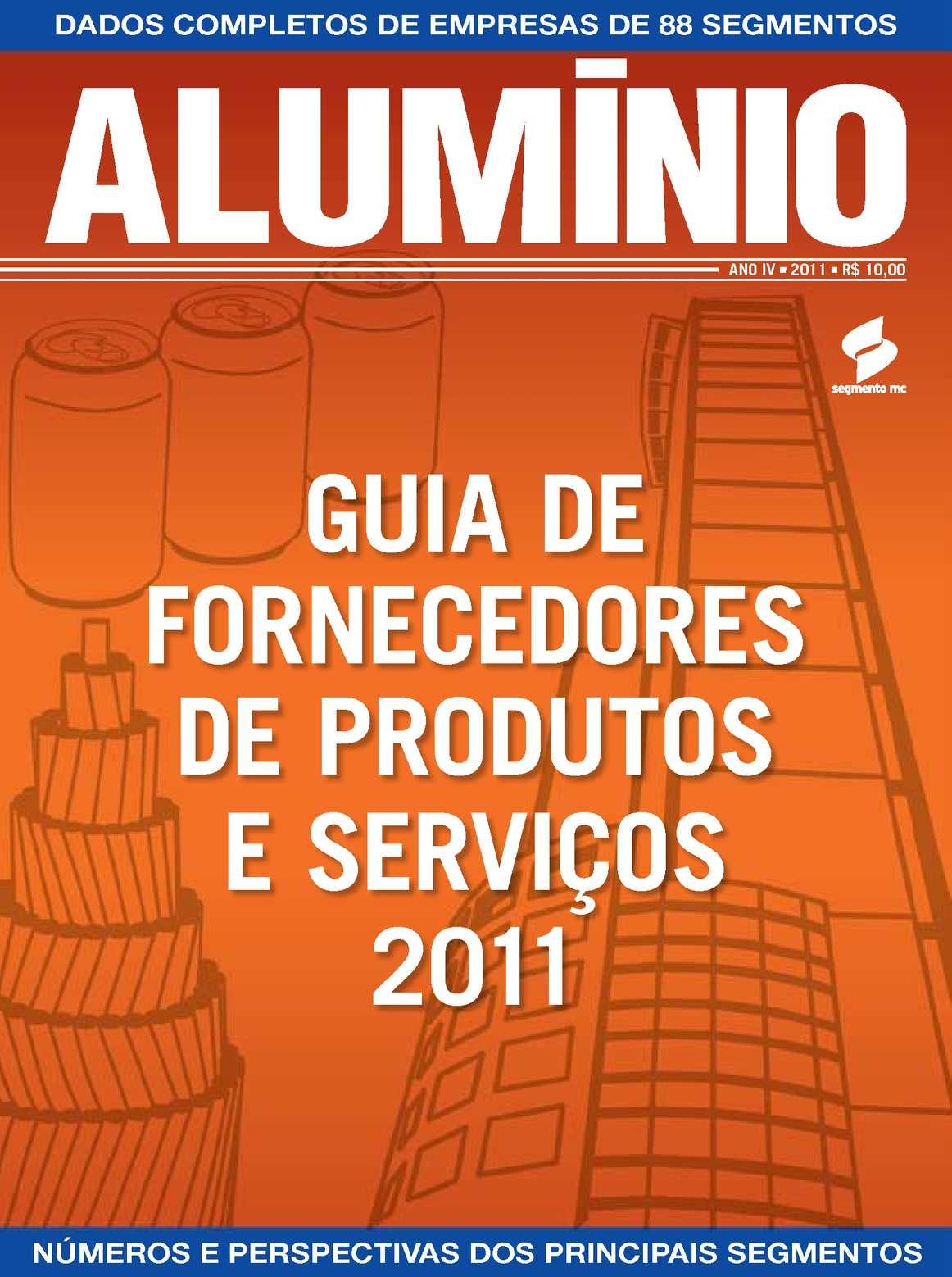3a04a08348d73 Calaméo - Guia do Alumínio 2011