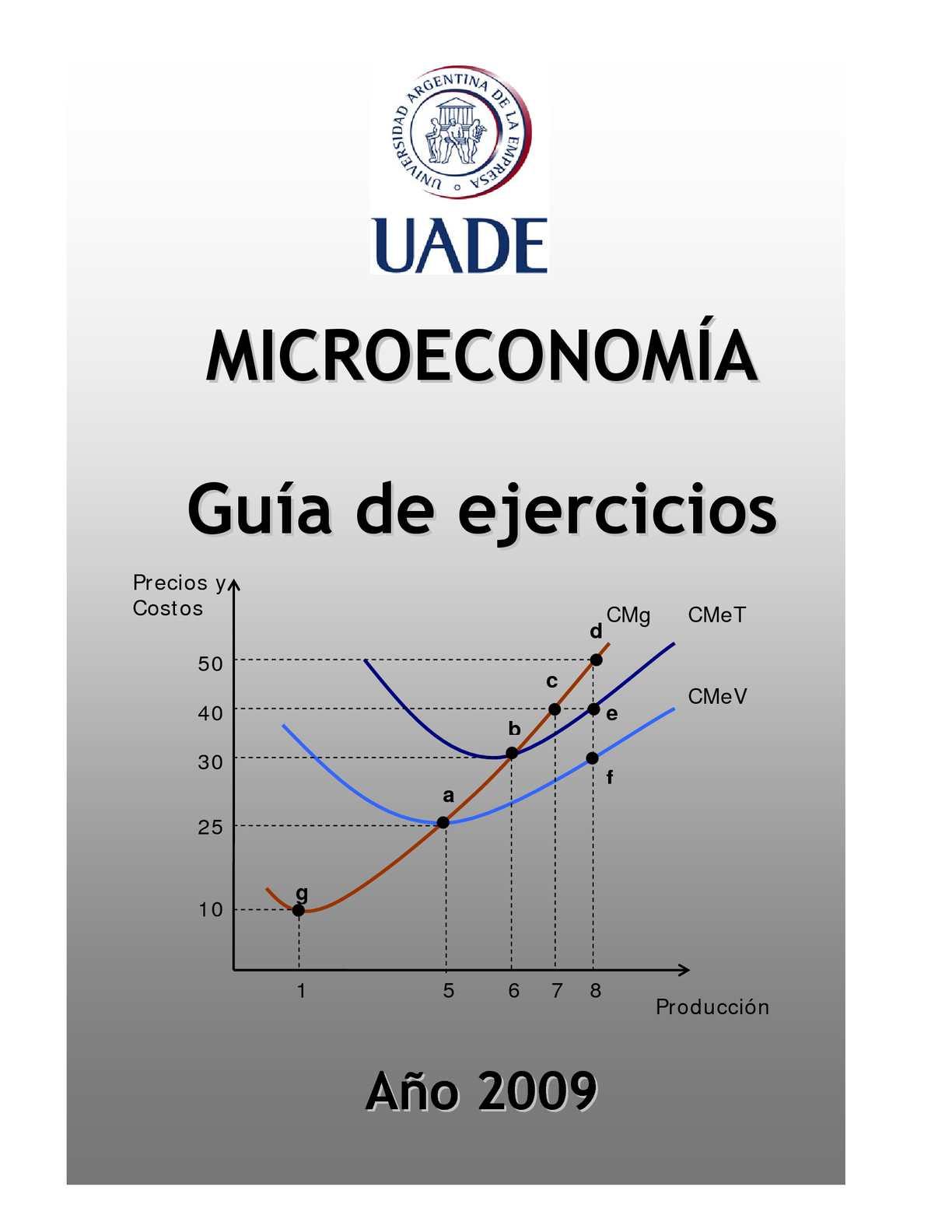 Calaméo - Ejercicios de Microeconomía