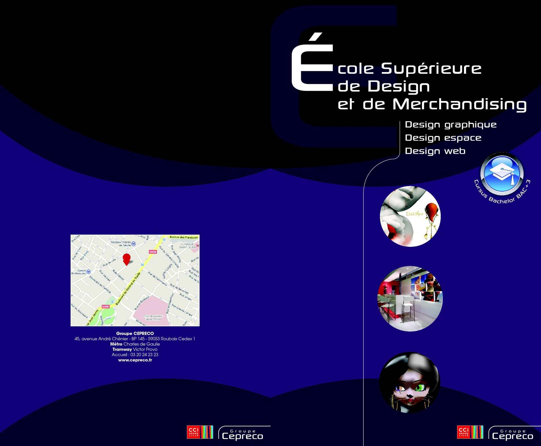 calam o ecole superieure de design merchandising. Black Bedroom Furniture Sets. Home Design Ideas