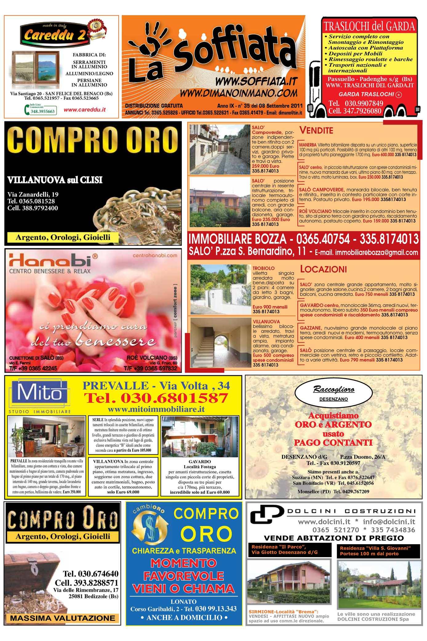 d205dbce67 Calaméo - La Soffiata 08-09-2011