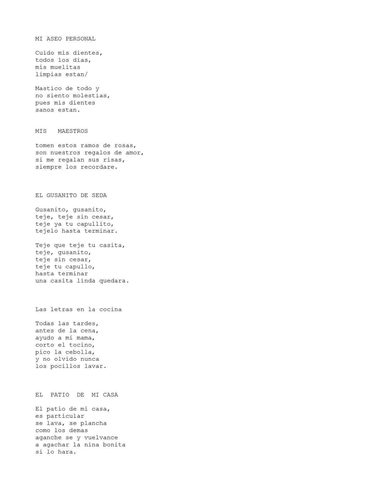 Calaméo Rondas Con Canciones Infantiles