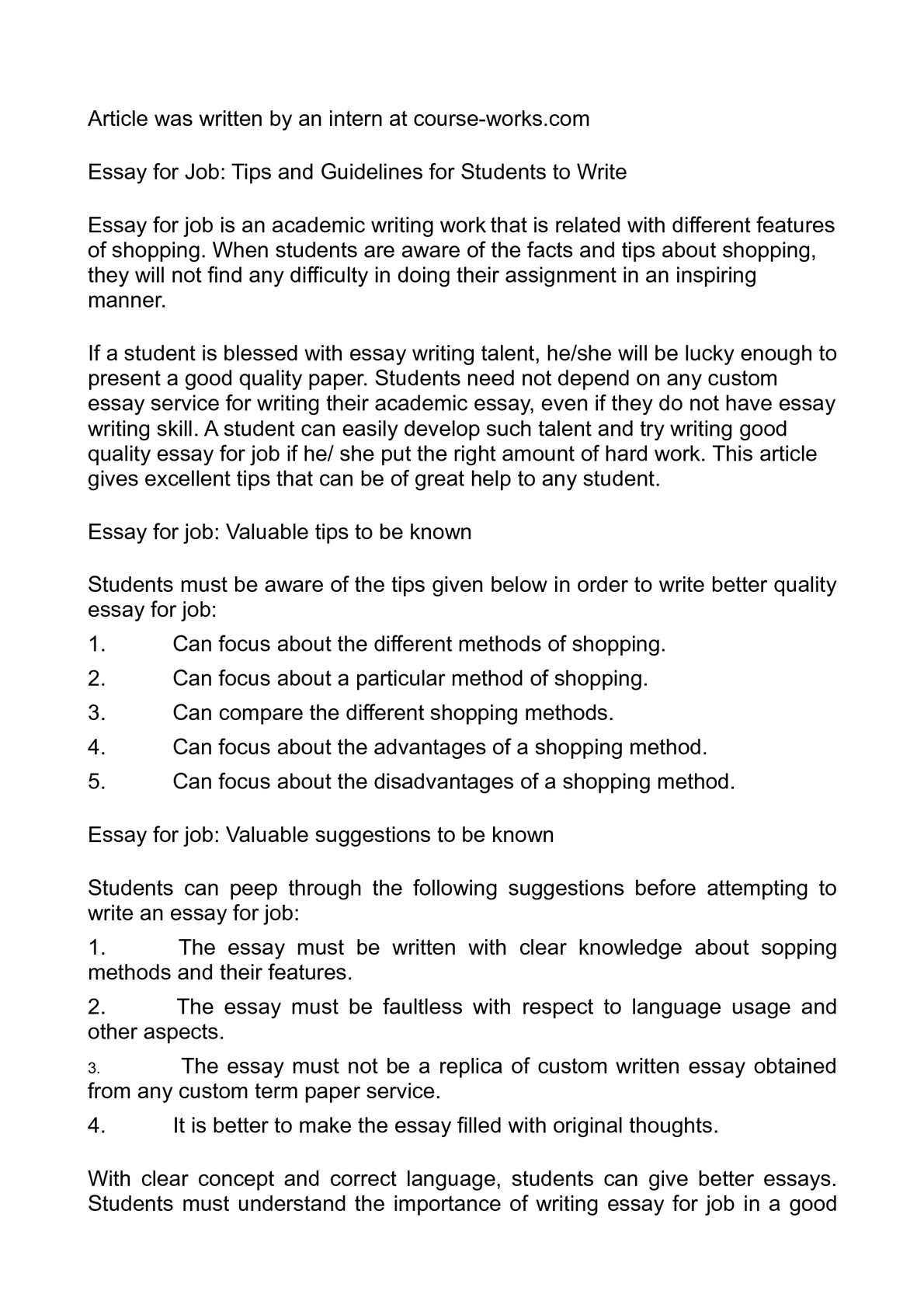 how to become a good student paragraph