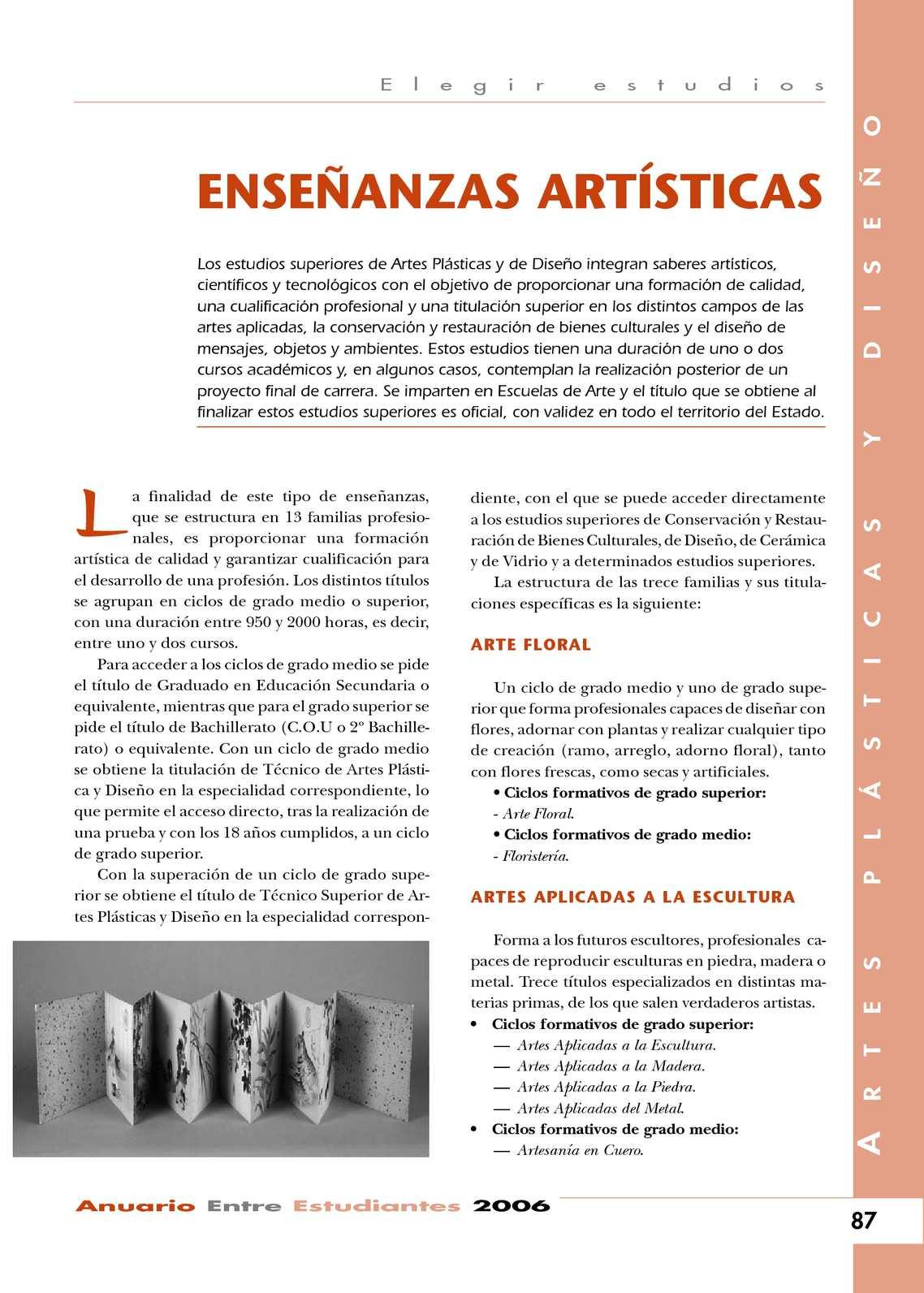 Calaméo Artes Plasticas