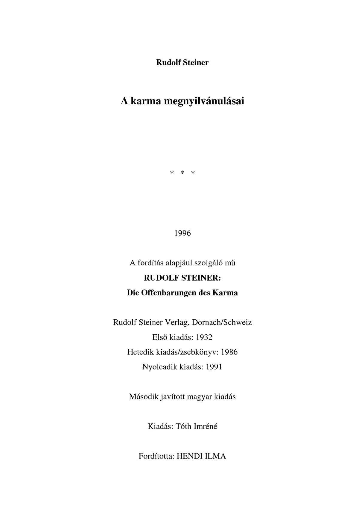 Calaméo - Rudolf Steiner - A Karma Megnyilvánulásai 253d0735b2
