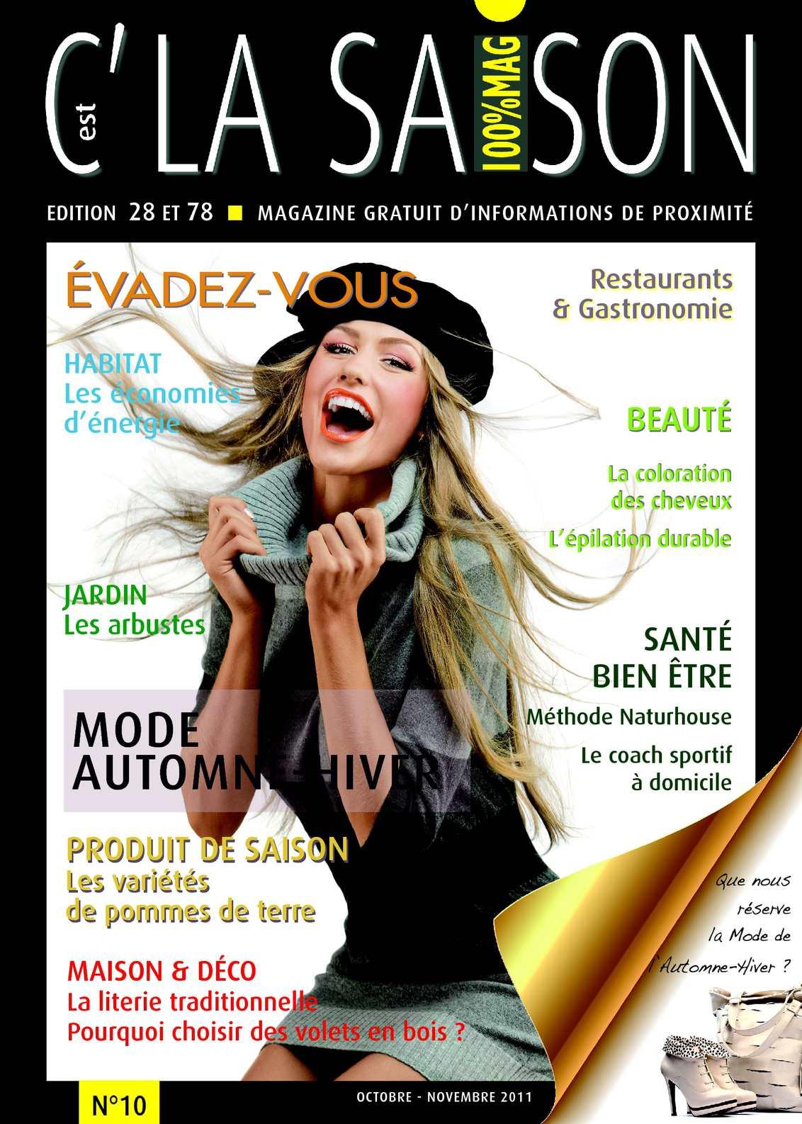 Calaméo - Magazine C LA SAISON n° 10 37f2ec753267