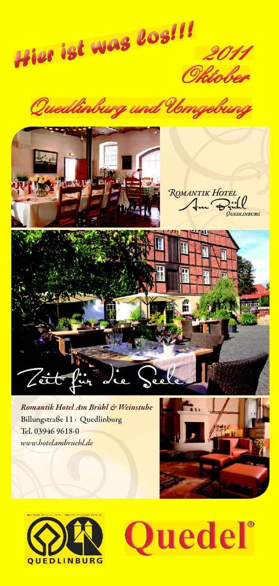 Schwarzer bar quedlinburg