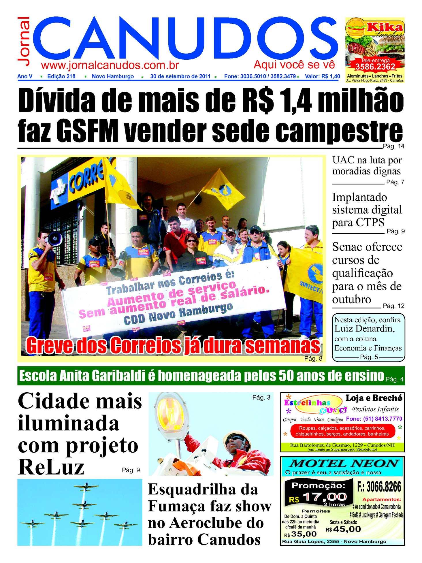 909ad3e2a6 Calaméo - Jornal Canudos - Edição 218