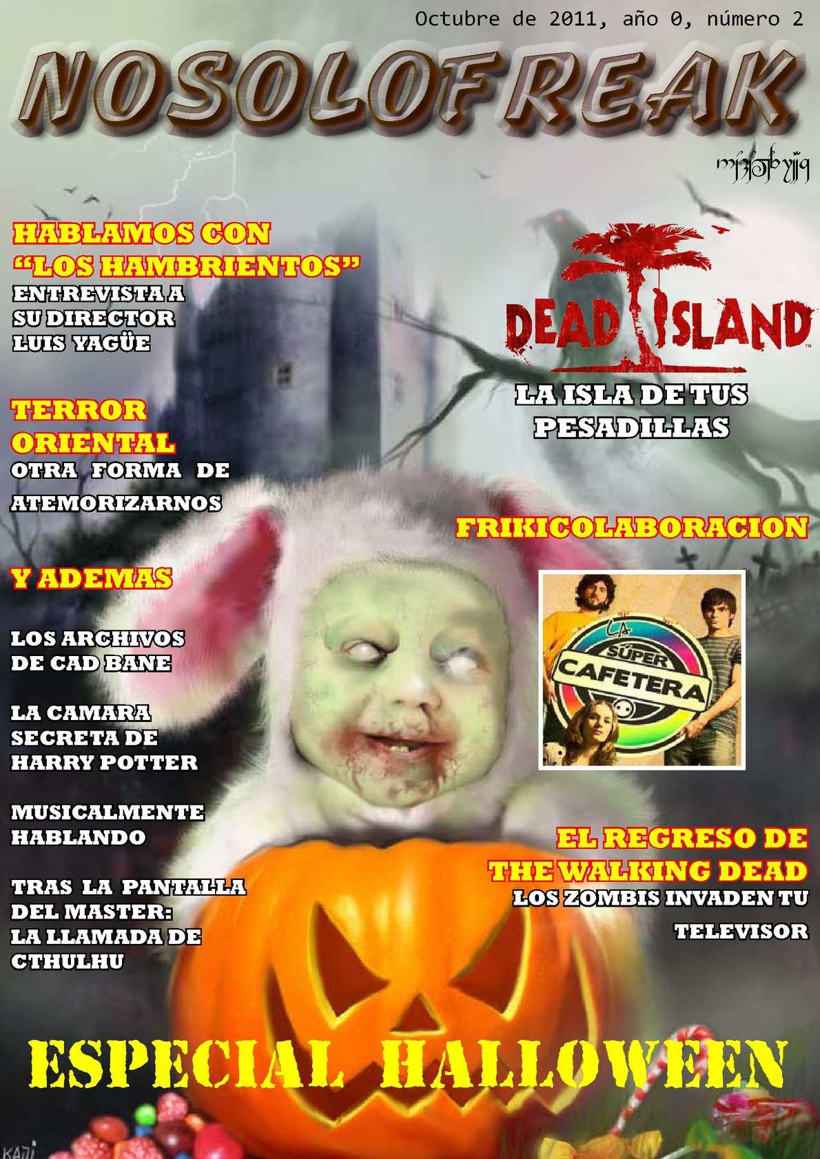 9ee8823a958e3 Calaméo - Revista Nosolofreak Octubre 2011
