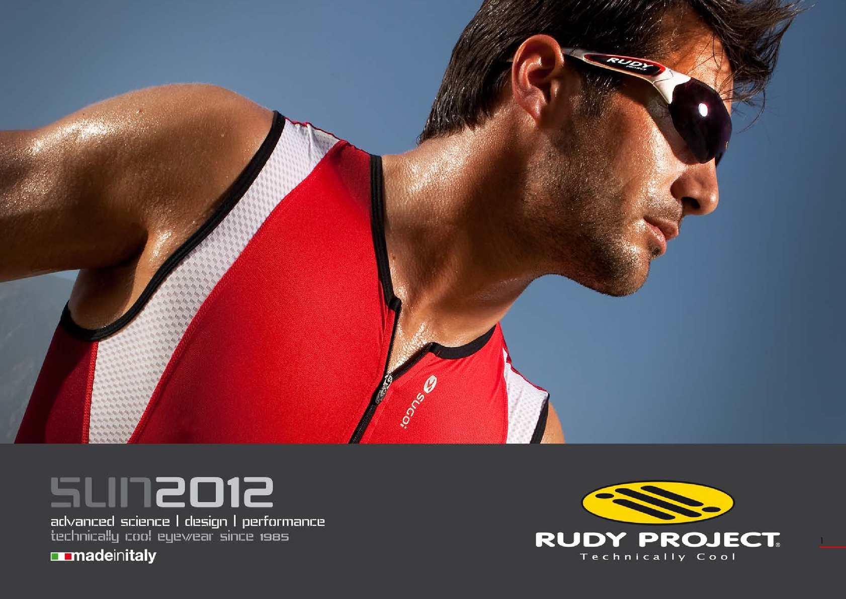 366f9e922eaa0 Calaméo - www.ol-optic.com   Rudy Project Sunglasses catalog 2012