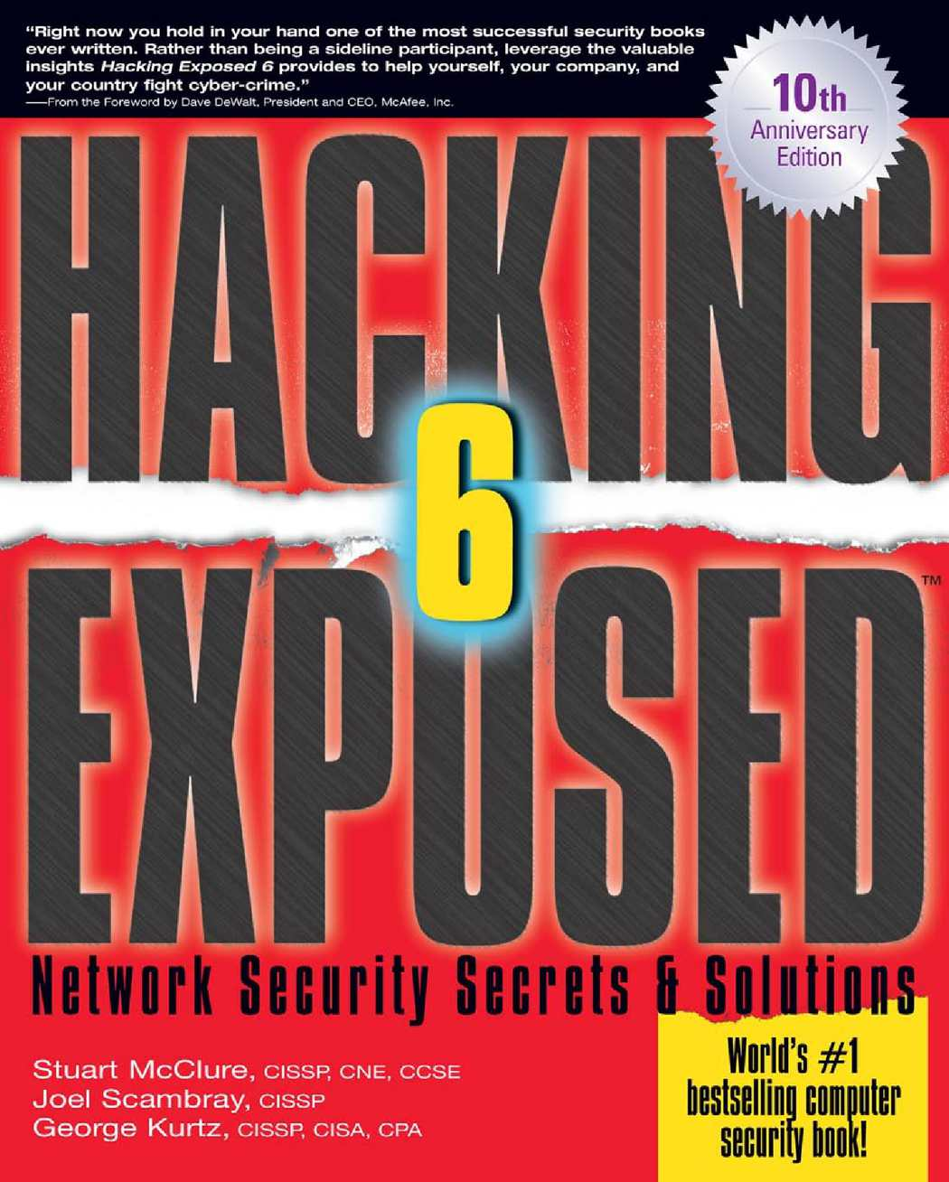 Calaméo - Hacking Exposed 6éme edition - Network Security