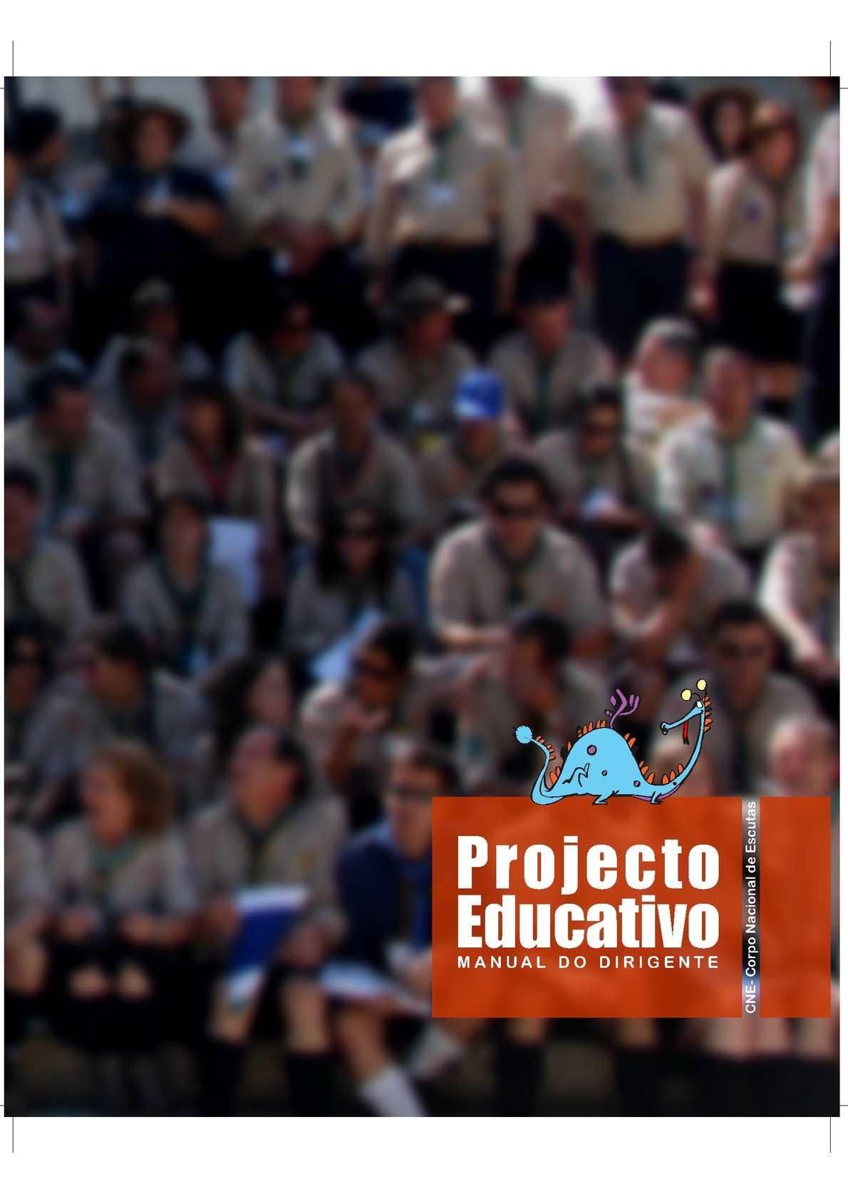 Calaméo - Projecto Educativo CNE 6e7b7bc5e7bf2