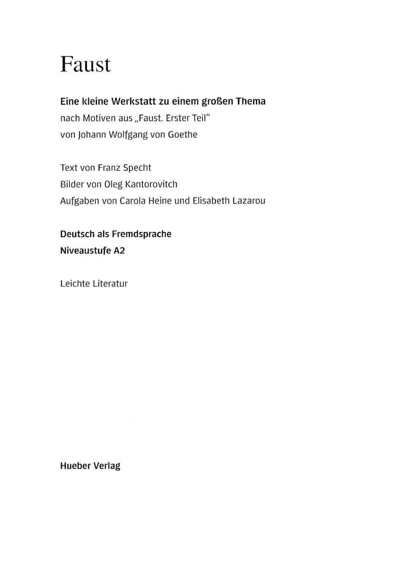 Goethe Faust 2 Pdf
