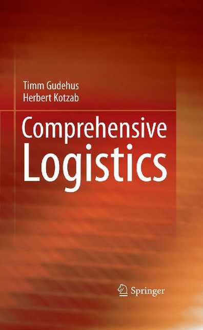 Calaméo - Comprehensive logistics