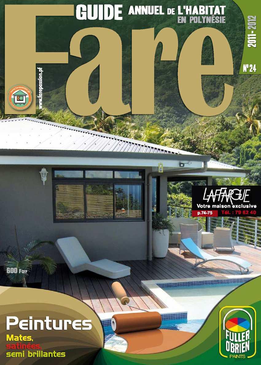 Calaméo - Fare 2011-12 Tahiti