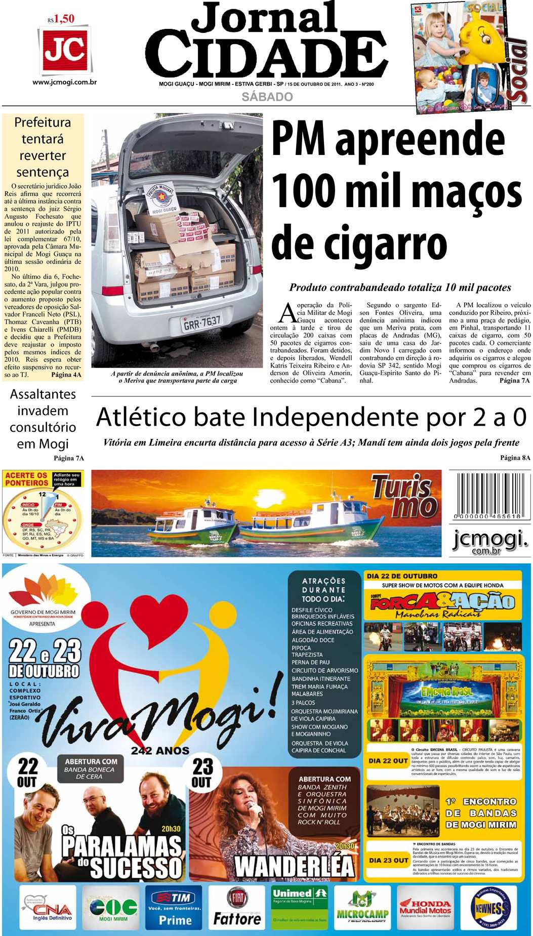 ff71a6906 Calaméo - JC MOGI GUAÇU - 15-10-2011