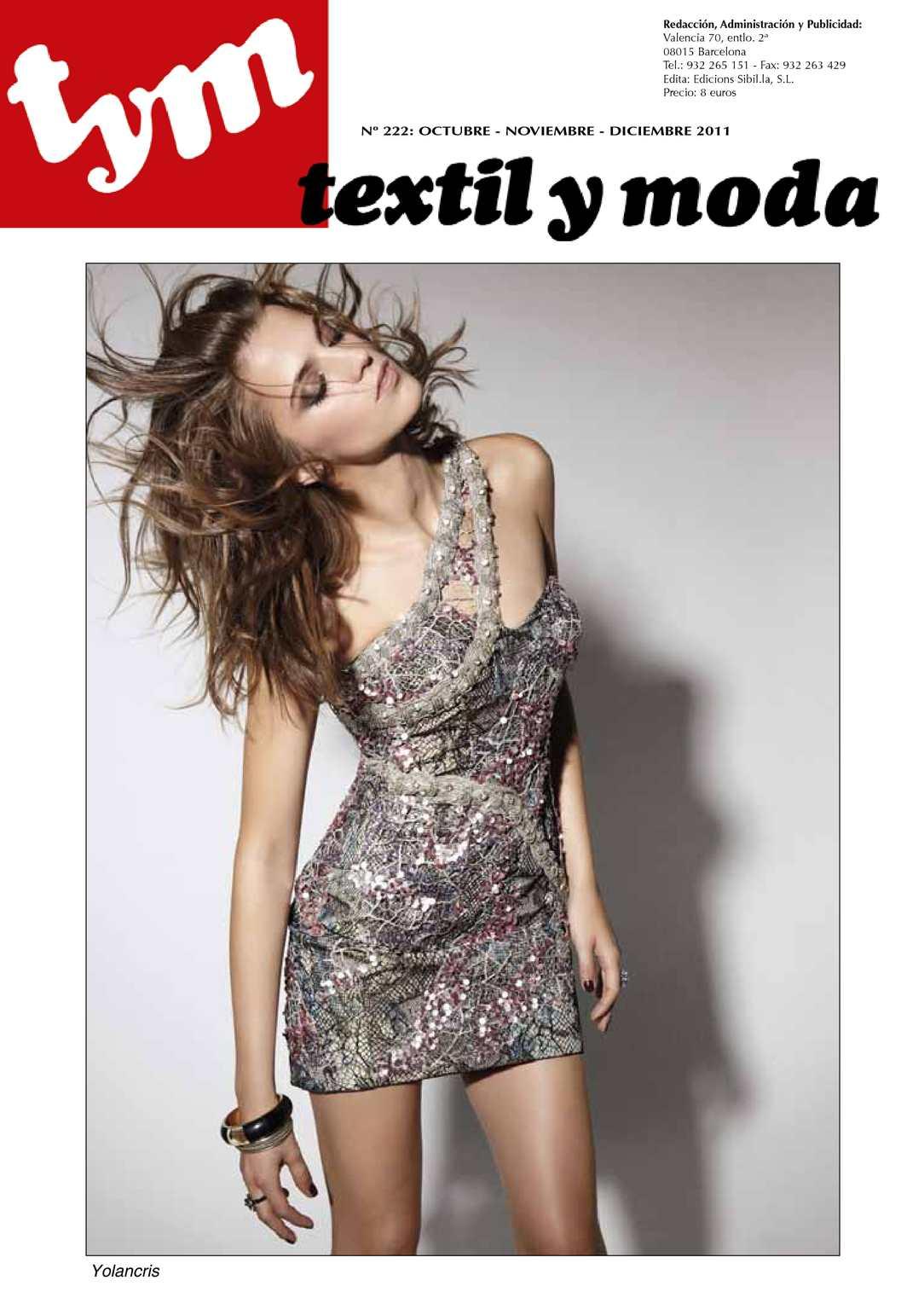 952481ae Calaméo - Textil y Moda 222