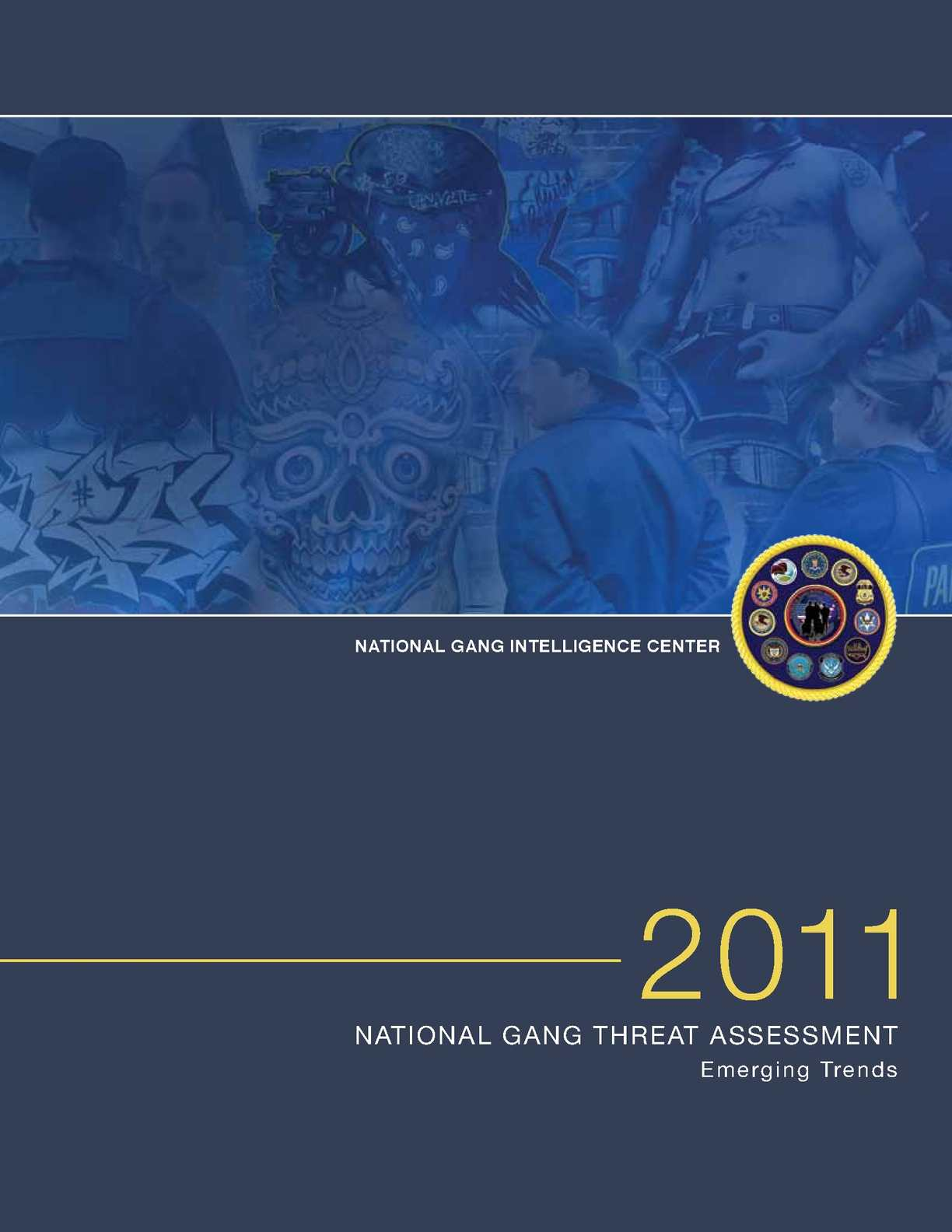 Calaméo - 2011 National Gang Threat Assessment Emerging Trends
