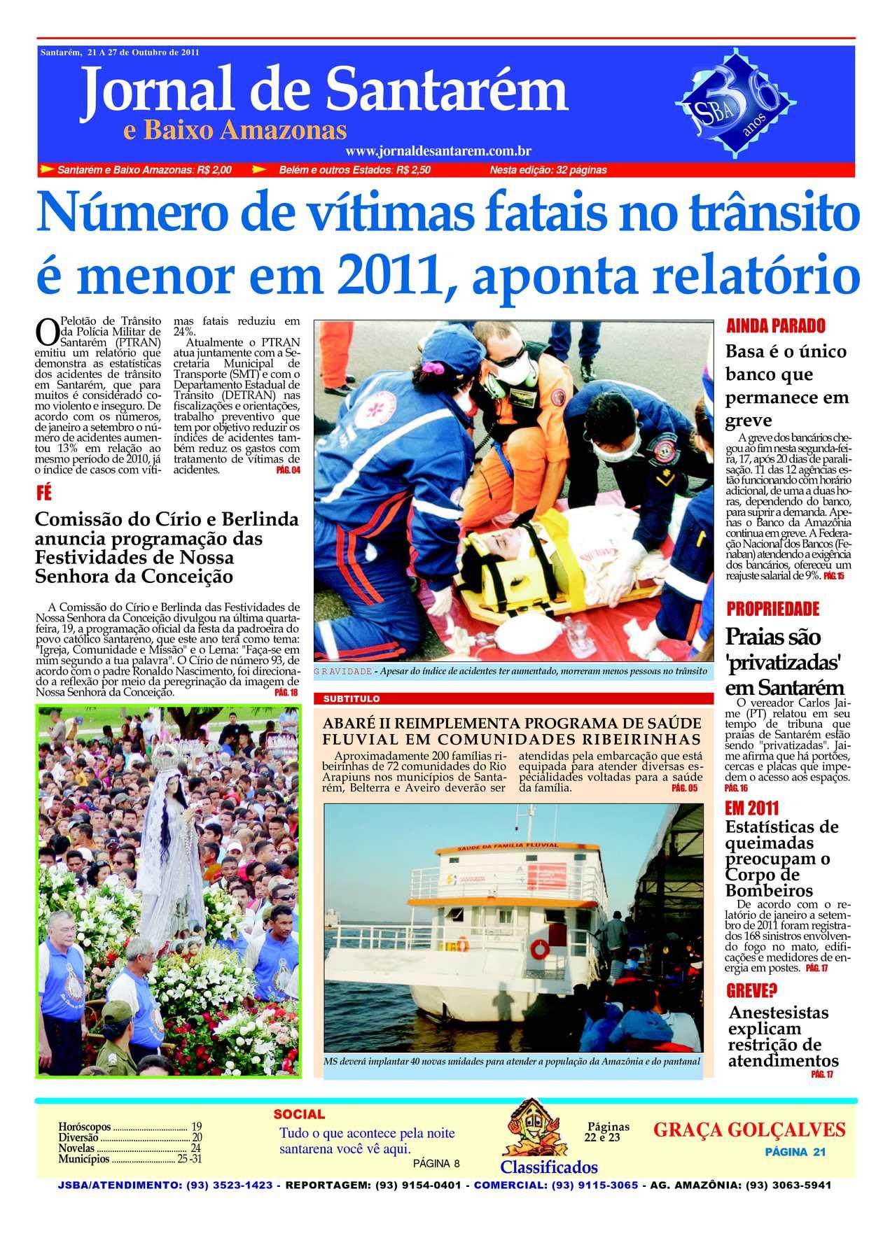 89ea9305ba Calaméo - Jornal de Santarém de 21 a 27 de Outubro de 2011