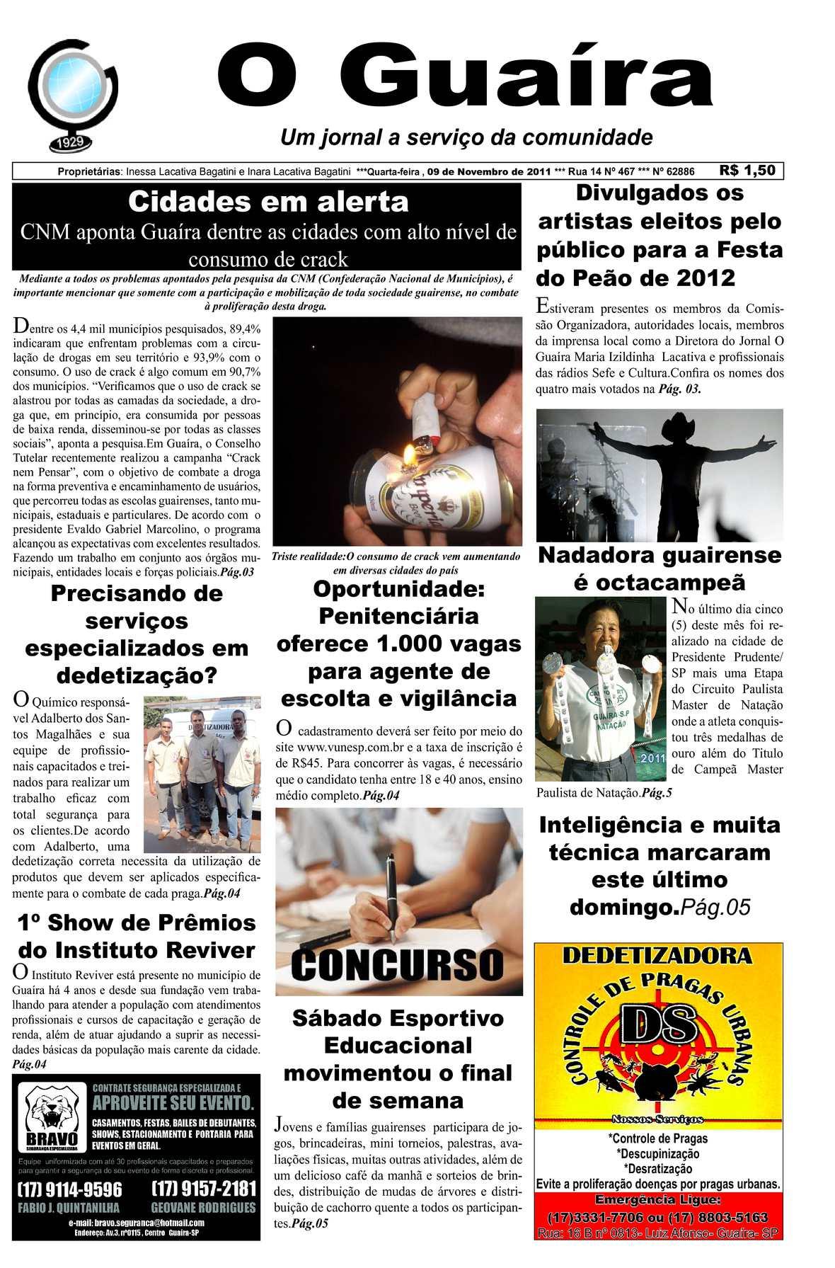 9f65953383fb2 Calaméo - Jornal O Guaira