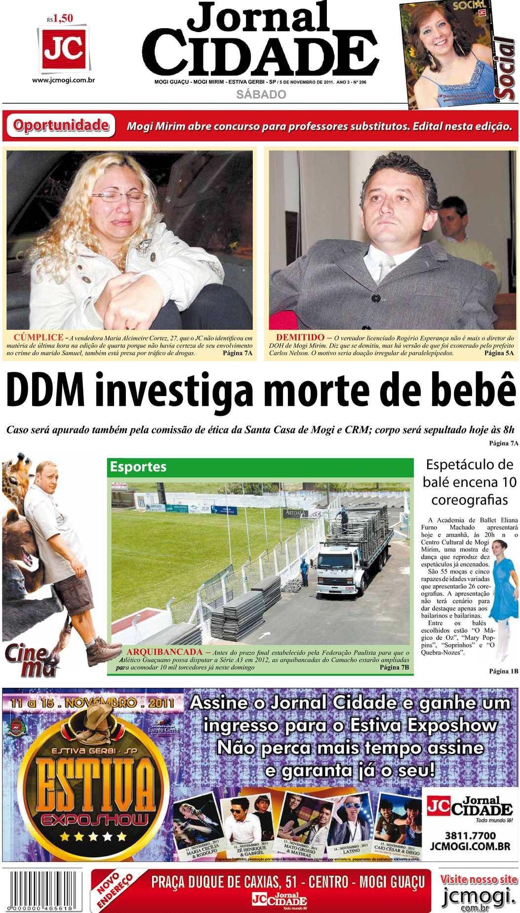 913277176c Calaméo - JC MOGI GUAÇU - 05-11-2011