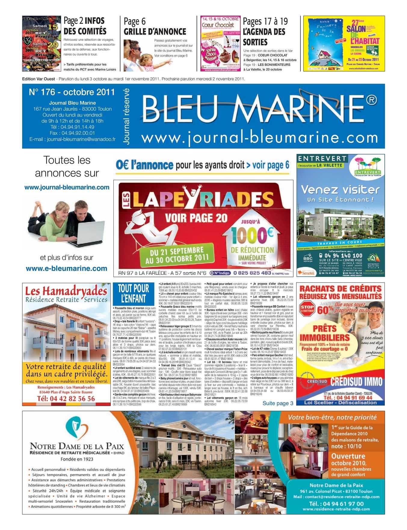 Calaméo Bm176 Toulon O