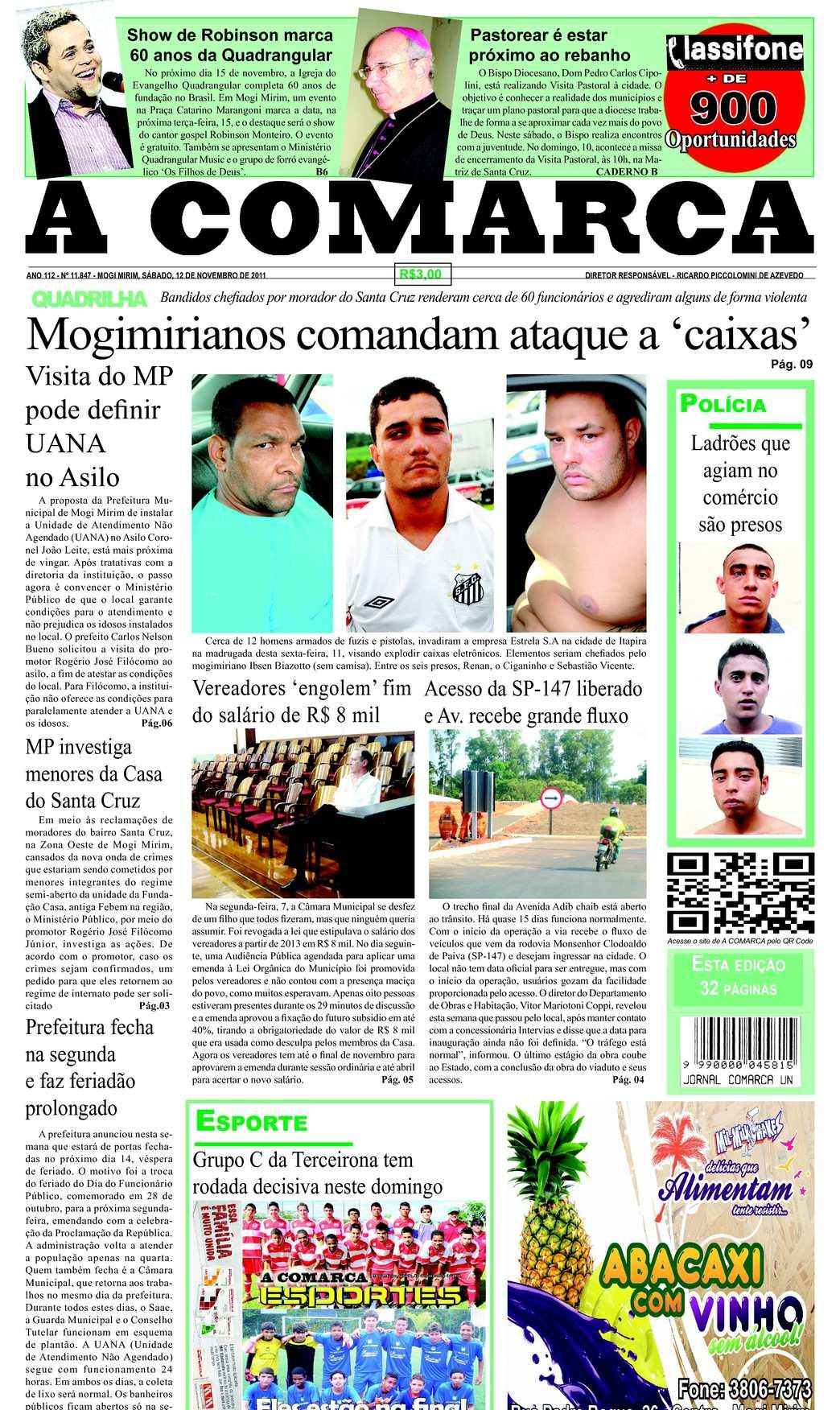 Calaméo - A Comarca 2200275e4cb6d