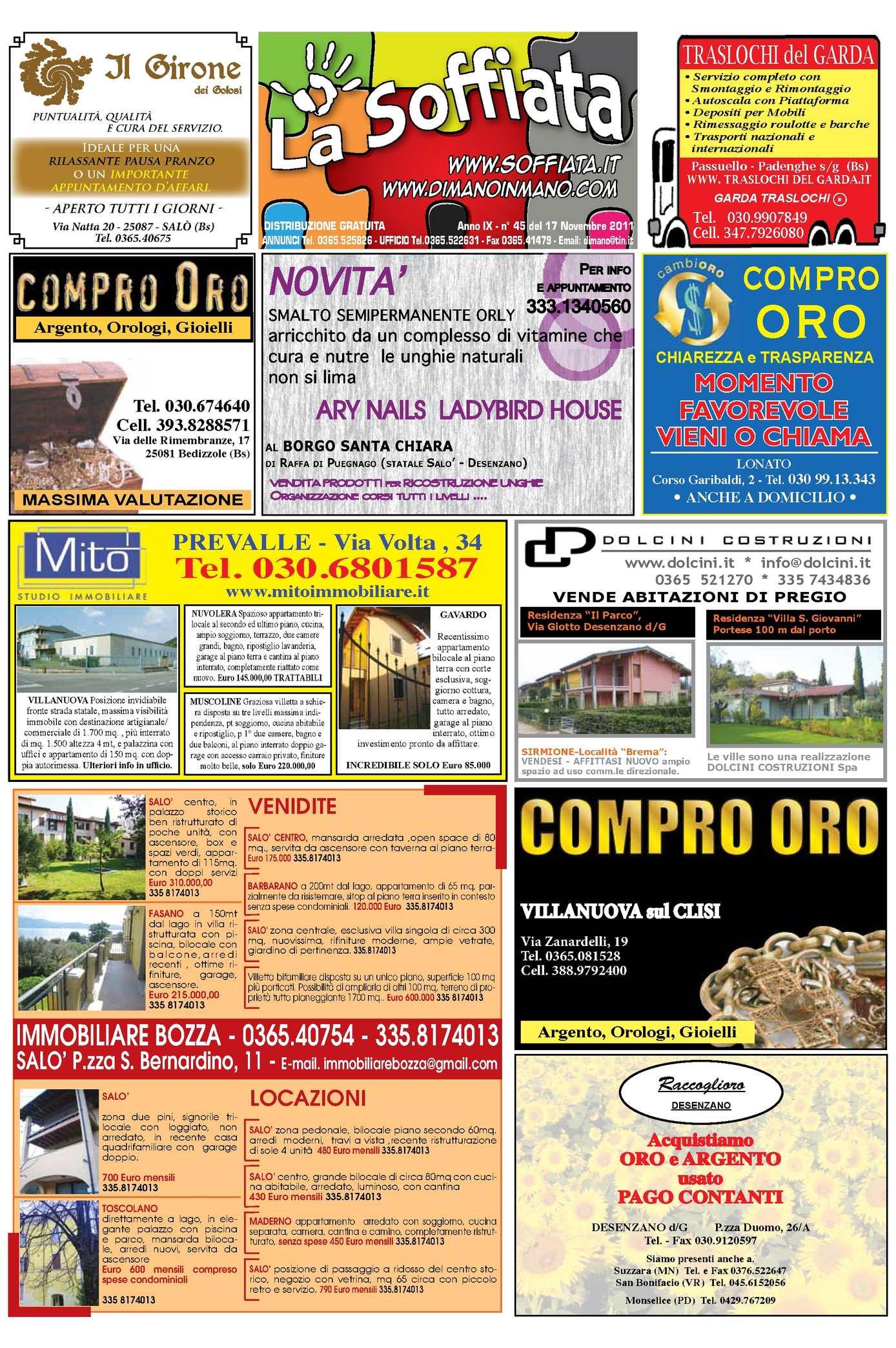 6e01b7804c6f Calaméo - La Soffiata 17-11-2011