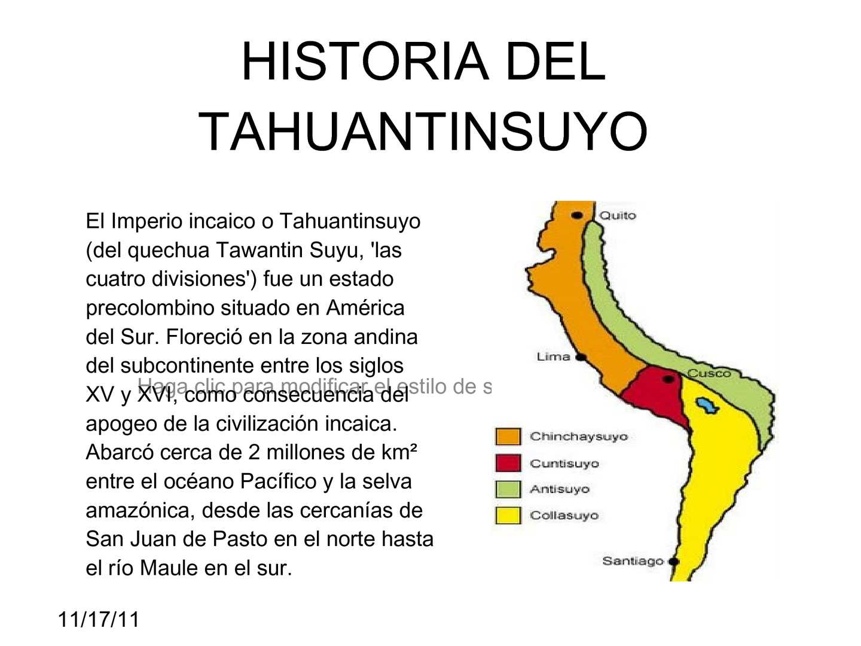 Calaméo - HISTORIA DEL TAHUANTINSUYO