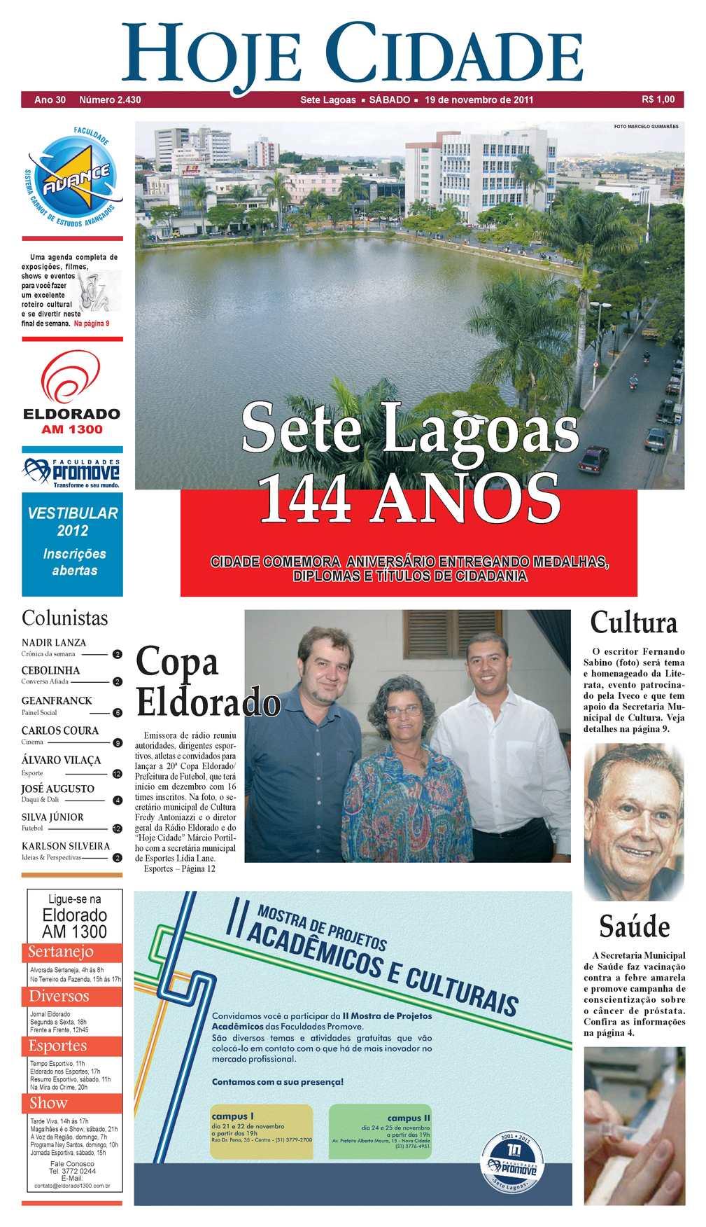 15440e91c9 Calaméo - Jornal Hoje Cidade 19-11-11