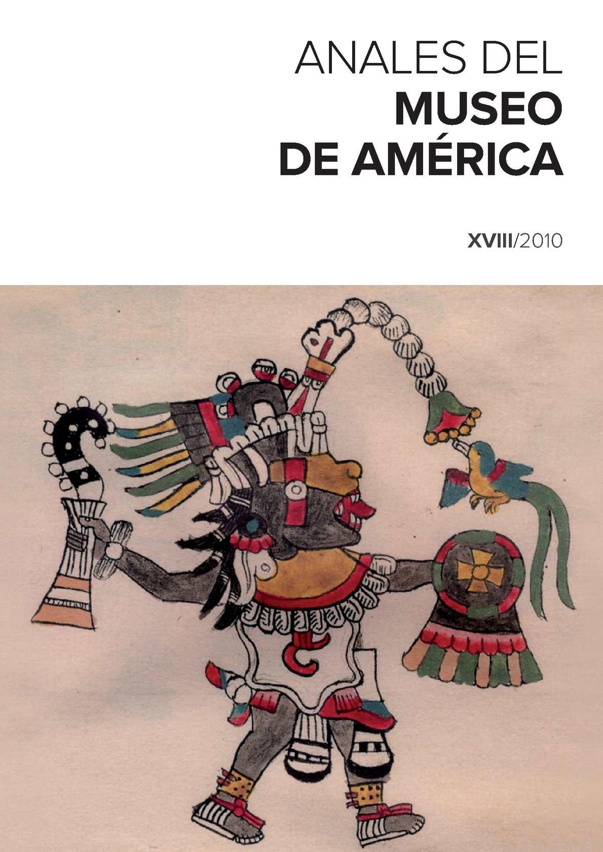 Calaméo Anales Del Museo De América Xviii2010